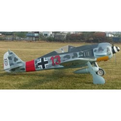 FOCKE WULF FW190A-8 ARF 2362MM TOP RC MODEL