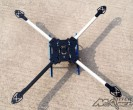 QUADCOPTER 600 SUR TRAIN STANDARD