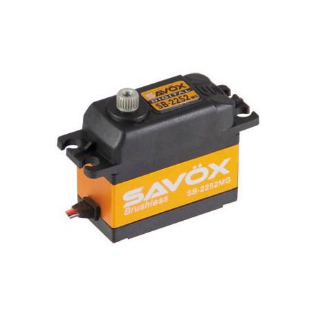 SAVOX SB-2252MG 62grs/5kg