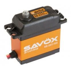 SAVOX SB-2231SG  HV 84grs/40kg