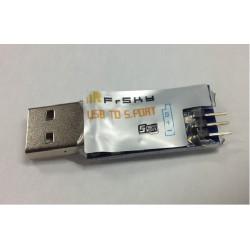 FrSky USB à Smart Port pour mise à jour des sondes et récepteur série X Smart Port et Taranis