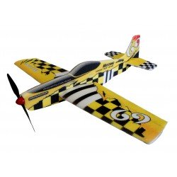 Mustang YELLOW 740mm  ARF