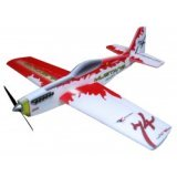 Mustang RED 740mm  ARF