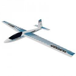 SWIFT RECOUVERT 2m ARF BLEU HACKER MODEL