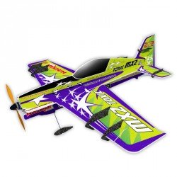 MX2 TONIC INDOOR 81cm ARF VERT ORIGINAL HACKER MODEL