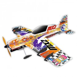 MX2 TONIC INDOOR 81cm ARF FLAMME ET BLEU ORIGINAL HACKER MODEL