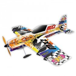 MX2 TONIC INDOOR 81cm ARF FLAMME ET NOIR ORIGINAL HACKER MODEL