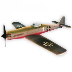 FOCKE-WULF FW 190D 84cm ARF ROUGE HACKER MODEL