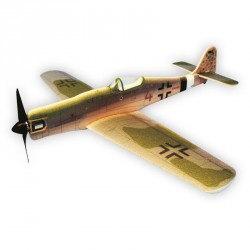 FOCKE-WULF FW 190D 84cm ARF DESERT HACKER MODEL