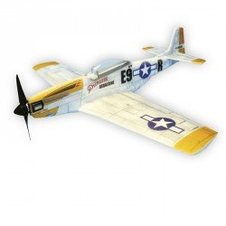 P 51-D MUSTANG PRINCESS GERALDINE 84 cm ARF HACKER MODEL
