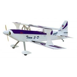 ULTIMATE 50CC 1.60m ARF VIOLET THE WORLD MODEL