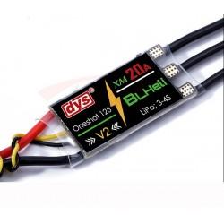 ESC 20A BLHeli Oneshot125 V2