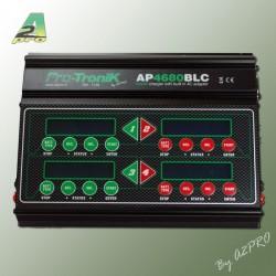 CHARGEUR/DECHARGEUR AP4680BLC 4X80W A2PRO + VALISE