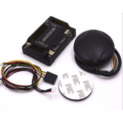 APM 2.6 ArduPilot Mega 2.8 + Module GPS Neo-6M Compas
