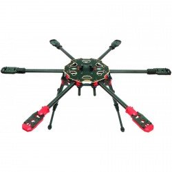 CHASSIS HEXACOPTERE TAROT 680 PRO