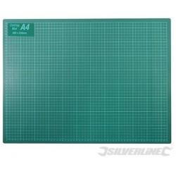 TAPIS DE DECOUPE A4 33x22cm SILVERLINE