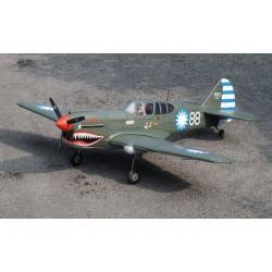 CURTISS P-40 1570mm VQ MODEL