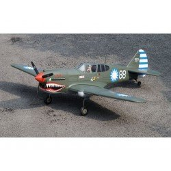 CURTISS P-40 1570mm VQ MODEL