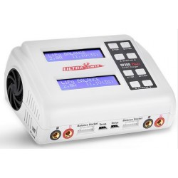 Chargeur UP200 DUO 12/220V - 200W
