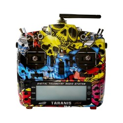 Radio Taranis PLUS 16 voies SPECIAL EDITION (Rock Monster) FrSky