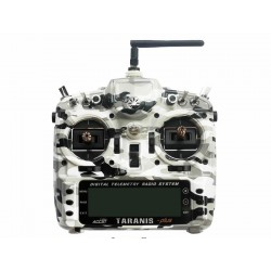 Radio Taranis PLUS 16 voies SPECIAL EDITION (Camouflage) FrSky