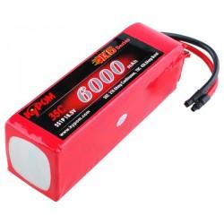 Accu LiPo Kypom K6 6000mAh 5S 35C