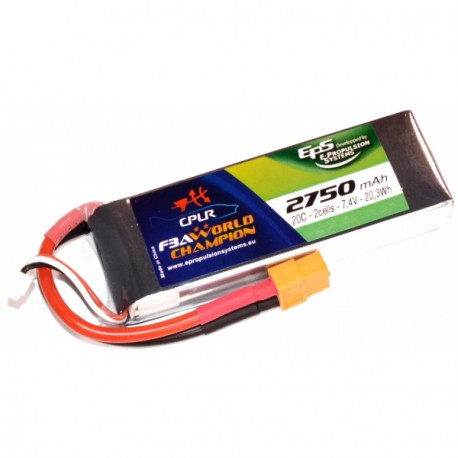 Accu LiPo EPS 2750mAh 2S 20C