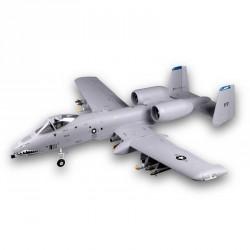 JET TWIN A-10 EDF 70MM GRIS KIT PNP FMS