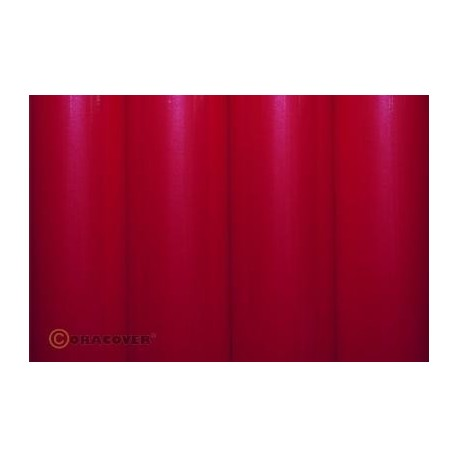ORACOVER ROUGE NACRE 2M