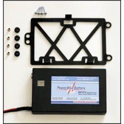 Support pour batterie 2800 POWERBOX