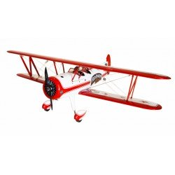 RED BARON STEARMAN 20CC ARF SEAGULL MODELS