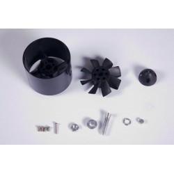 Turbine 70mm/12 pales FMS sans moteur