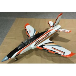 SPORT JET ODYSSEY ORANGE/BLANC 2190MM ARF TOP RC MODEL