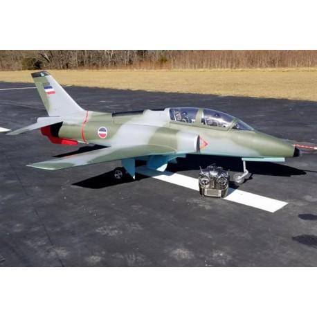 SUPER GALEB G-4 ARF 1751MM CAMO TOP RC MODEL