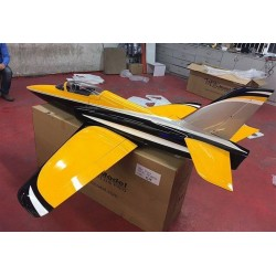 "SPORT JET ODYSSEY ""YELLOW"" 2190MM ARF TOP RC MODEL"