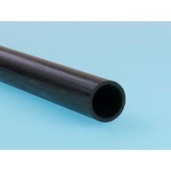 Tube carbone 2x1 mm