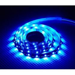 RUBAN LED BLEUE HAUTE DENSITE 1M/60LED