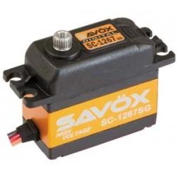 SAVOX SC-1267SG  HV 62grs/20kg