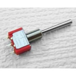 Interrupteur 3 positions long  pour Taranis X9D/X7