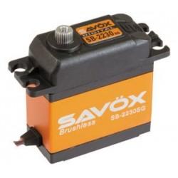 SAVOX SB-2230SG  HV 84grs/42kg