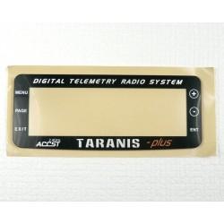 Vitre de protection écran LCD de Taranis Plus