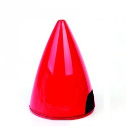 "CONE CARBONE SBACH/CORVUS 114MM (4.5"") ROUGE"