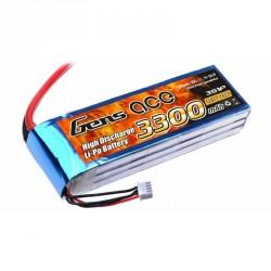 Accu LiPo GENS ACE 3300mAh 3S 25C