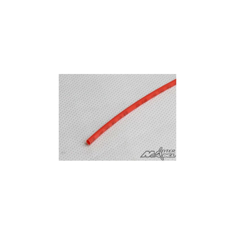 Gaine thermor tractable 5mm rouge 1m intermodel - Gaine thermo retractable ...