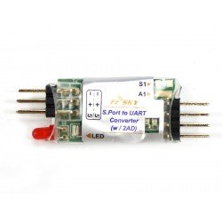 Convertisseur Smart Port vers UART (A+B)