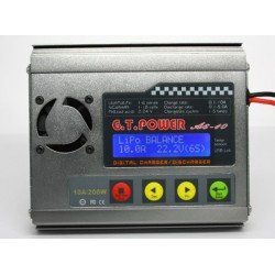 CHARGEUR/DECHARGEUR GT POWER A6-10 200W
