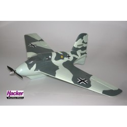 Hacker Me-163 Camouflage ARTF Combo
