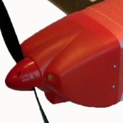 Capot rouge SBACH 342 1.2M Hacker Model