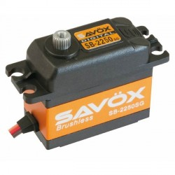 SAVOX SB-2250SG 65grs/25kg