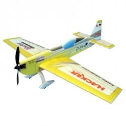 EXTRA 330SC double 1000 jaune HACKER